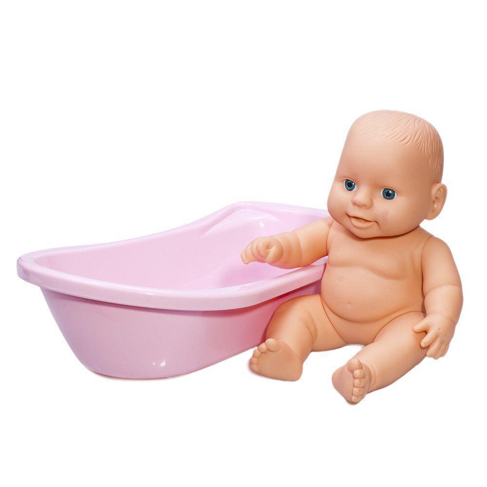 "Пупс You Little з аксесуаром ""Пупс у ванні"" (PU01)"