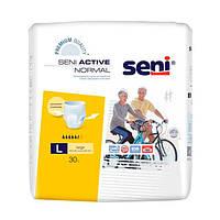 Подгузники-трусики для взрослых Seni Active Normal Large 3 30 шт