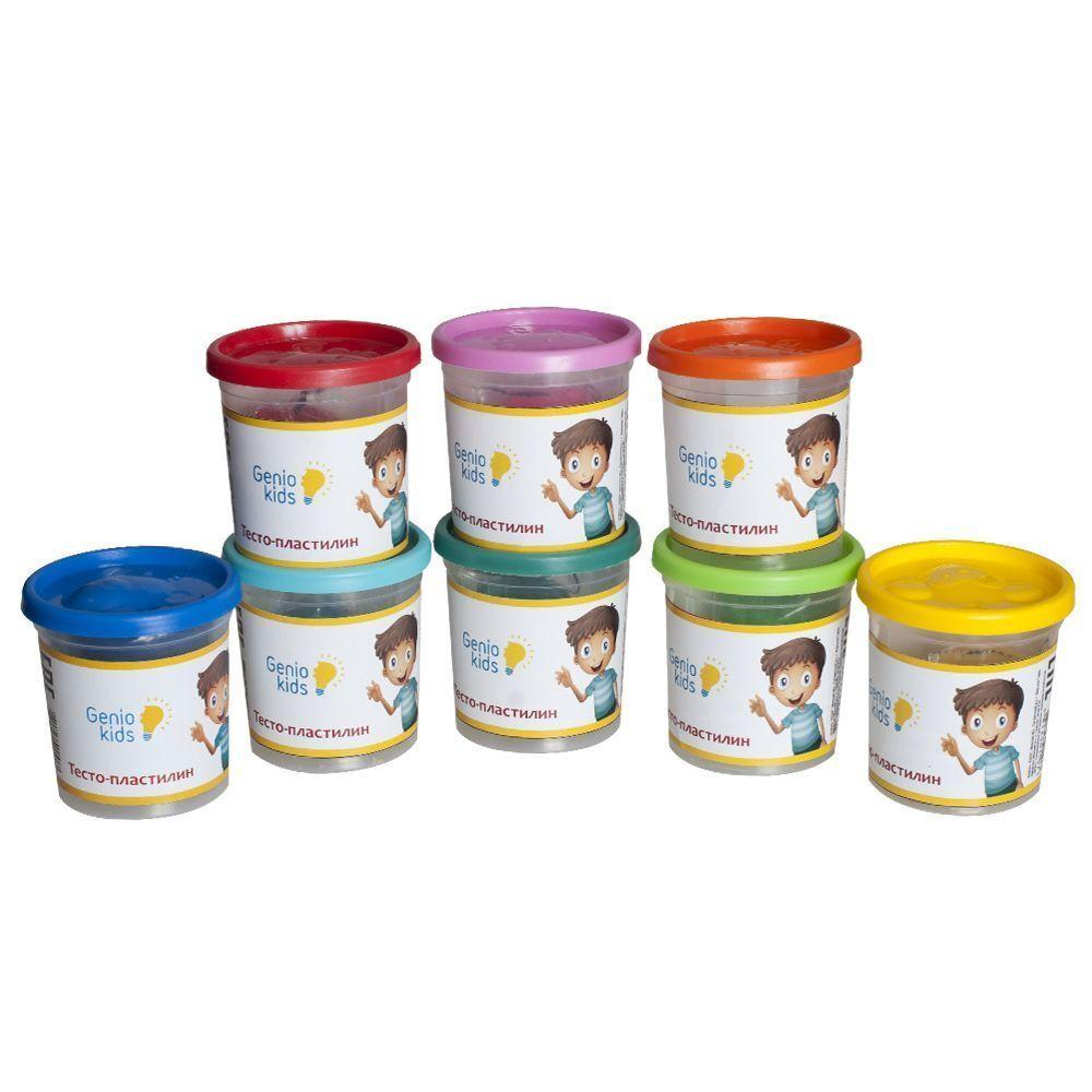 Тесто-пластилин Genio Kids-Art красный (TA1044V-2)