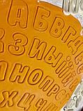 Вирубка Алфавіт російсько-український 5см   3D формочки - Алфавіт, фото 8
