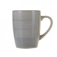 Чашка 350 мл кераміка, глазур графіт