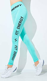 """Класичні жіночі безшовні легінси LEGGINGS ТМ """" Giulia model 01"""