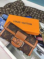 Женский кошелек в стиле Louis Vuitton (Луи Витон) топ модель