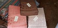 Полотенце банное махровое плотное 70*140 см (от 6 шт)