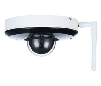 4МП 4х Starlight PTZ Wi-Fi відеокамера Dahua DH-SD1A404XB-GNR-W