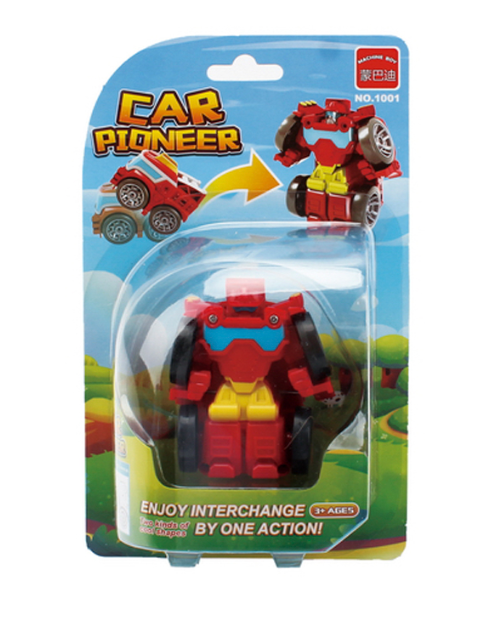 """Іграшка MAYA TOYS Машинка """"Міні-робот"""" (1001)"""
