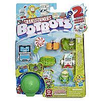 """Игровой набор Hasbro """"Ботботс"""" из 8-ми трансформеров, E3494_E4146 MOISI-BOTS, фото 1"""