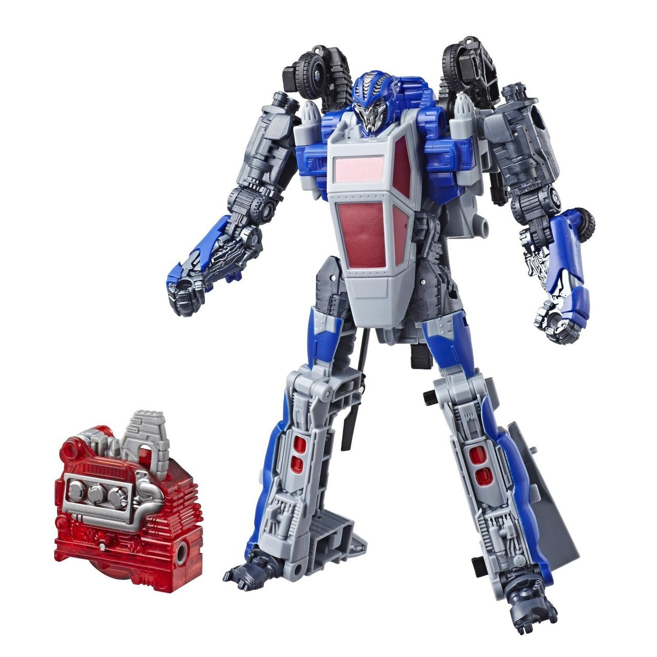 Трансформер Hasbro Transformers Заряд энергона Нитро Бамблби 20 см DROPKICK (E0700_E2802)