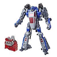 Трансформер Hasbro Transformers Заряд энергона Нитро Бамблби 20 см DROPKICK (E0700_E2802), фото 1