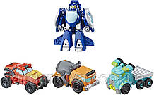 Набор ботов спасателей роботов-трансформеров Академия спасателей ботов Playskool