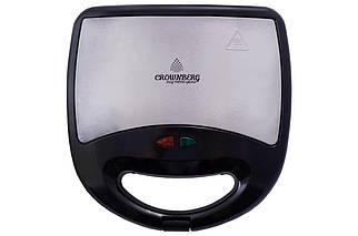 Сендвичница Crownberg CB-1076 (CB-1076), (Оригінал)