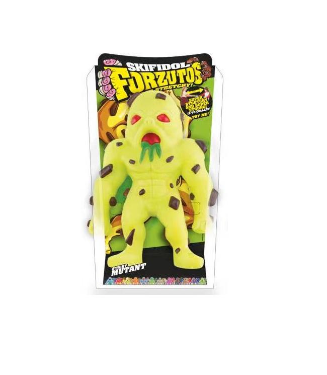 """Игрушка-тянучка SKIFIDOL """"Форзутос"""" sticky MUTANT салатовый (FORZ1-03)"""