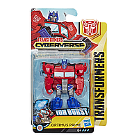 Трансформер Hasbro Transformers Cyberverse OPTIMUS PRIME 10см (E1883_E1887)