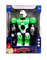 """Іграшка ZHORYA робот """"Бласт"""" зелений (ZYC-0752-1/2/3-2)"""