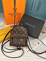 Маленький женский рюкзак Louis Vuitton (Луи Витон) ЛВ