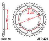 Звезда задняя стальная  JT JTR479.43 JT Sprockets, фото 2