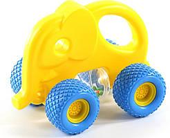 Игрушка Polesie беби грипкар-слоник (38241)