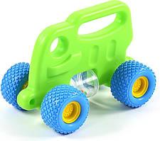 Іграшка Polesie бебі грипкар-вантажівка (38227)