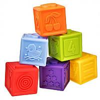"""Розвиваюча іграшка FANCY BABY """"Кубики"""" (KUB60-06)"""