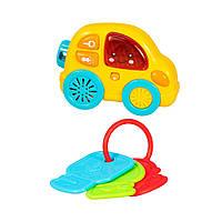 """Іграшка розвиваюча Mommy love """"Машинка з ключиками"""" 5811"""
