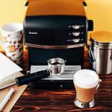 Кофеварка рожковая Magio MG-963, фото 5