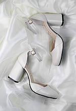 Жіночі весільні туфлі від виробника модель ФС10