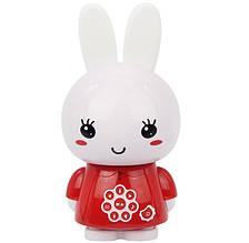 Іграшка-нічник Alilo G6x Великий зайчик Червоний (Alilo G6x)