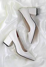 Жіночі весільні туфлі від виробника модель ФС12