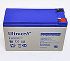 Батарея аккумуляторная Стационарная Ultracell AGM 7Ач UL7-12  12В Англия, фото 4