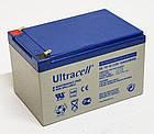 Батарея аккумуляторная Стационарная Ultracell AGM 7.2Ач UL12-12  12В Англия, фото 3