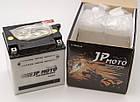 Аккумулятор мотоциклетный JP Moto 30Ah-12v CB30L-B (YB30L-B), (168х132х176), 12В, 30Ач, EN345А, фото 3