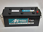 Аккумулятор грузовой MIDAC FORTIS 6-СТ 200 Ач L+ 1100 A  Италия, фото 2