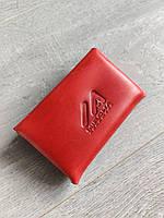 """Затискач грошей """"Miroha"""" Hand Made, жіночий, червоний, шт. (арт. 029), фото 1"""