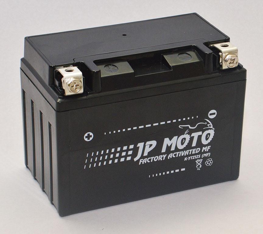 Аккумулятор мотоциклетный JP Moto 11Ah (150х87х110) 12В  EN140А