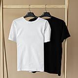 Чоловіча футболка біла, фото 8