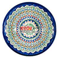 Салатник (миска) узбекский глубокий 28х8см, ручная роспись (вариант 1), фото 1