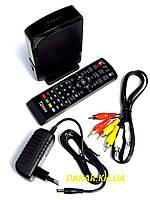 Цифровой тюнер Т2 mini SkyPrime 12V 220V с функцией видеозаписи