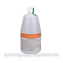 Засіб для дезінфекції і очищення поверхонь Аниоспрей ANIOS Aniospray quick NPC UA 1 л (AIR000138)