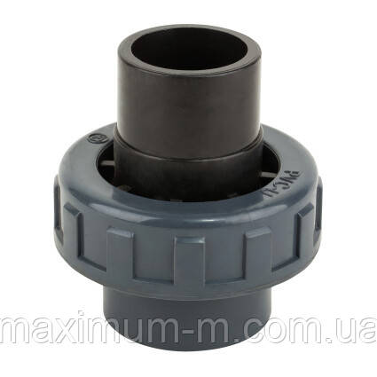 Kripsol Муфта ПВХ Kripsol розбірна клей-клей EHS10 63.C діаметр 63 мм