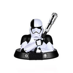 Акустичні колонки 1.0 eKids/iHome Disney Star Wars, Trooper, Wireless Black White