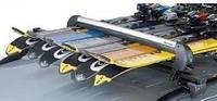 Крепление для 6-ти пар лыж или 4-х сноубордов Mont Blanc 539 EVEREST