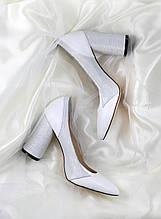 Жіночі весільні туфлі від виробника модель ФС13