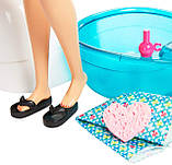Барби набор Салон маникюр и педикюр Barbie Mani-Pedi Spa, фото 5