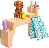 Барби набор Салон маникюр и педикюр Barbie Mani-Pedi Spa, фото 7
