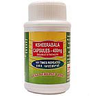 Кширабала 101 (Ksheerabala Capsules, IPC) 100 капсул по 400 мг - тонік для нервової системи, фото 7