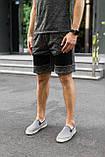"""Чоловічі темно-сірі шорти """"Original Design"""", фото 3"""