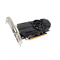 Відеокарта Gigabyte GeForce GTX 1050 Ti OC Low Profile 4G (GV-N105TOC-4GL)