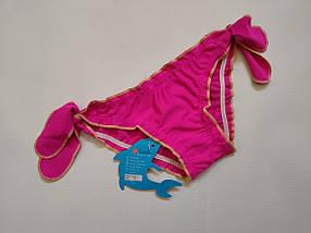 Плавки TERES для девочек Кристинка  155-3 фуксия (В НАЛИЧИИ ТОЛЬКО  24 26 28  размеры)