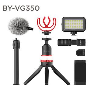Набор блогера BOYA BY-VG350