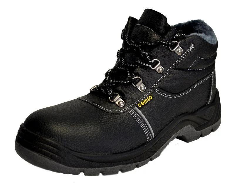 """Черевики, 38 р., зимові утеплені з металевим носком, напівчоботи Cemto """"PROFI-ZM"""", шт. (арт. 8038)"""